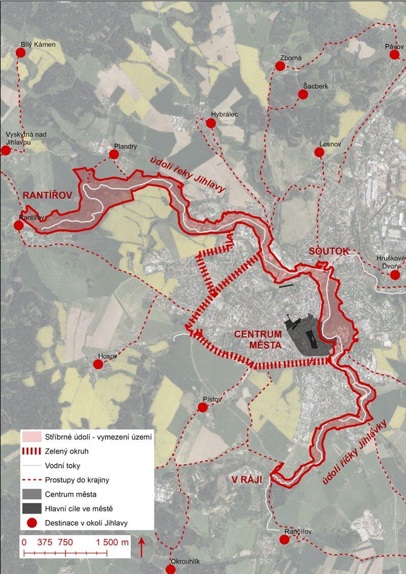 Veřejné projednání ideové studie Stříbrného údolí